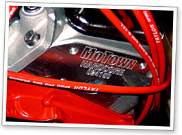 MoTown Engine Head