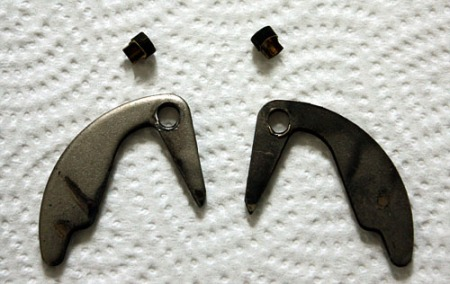 Torn Distributor Weights